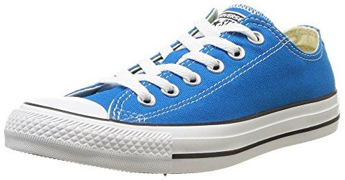 Converse Ctas Core Ox, Baskets mode mixte adulte Bleu Cyan