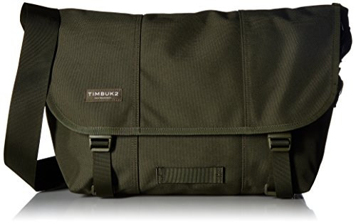 Timbuk2 Classic Messenger Unicolor Tasche, Unisex, Army