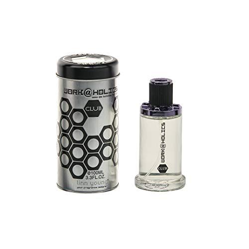 Vetiver Zimt Parfüm (Linn Young Work und Holics Club Eau de Toilette homme/man 100 ml)