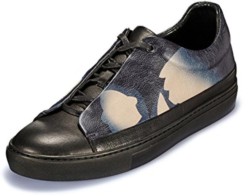 Koreanische Welle Schuhe/Trend der Sport  und Freizeitschuhe/ Drucken Höhe zunehmende Schuhe