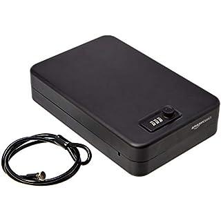 AmazonBasics Portable Security Case - Combination Lock, XXL