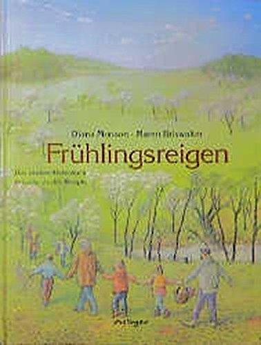 Frühlingsreigen: Das andere Osterbuch