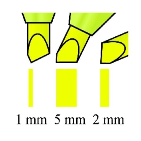 Faber-Castell 154662 – Subrayador (8 unidades), multicolor