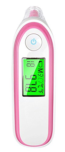 edahbjnest5mk Thermometer Baby Infrarot Thermometer Baby Ohr Thermometer Thermometer Infrarot Thermometer & Haushalt