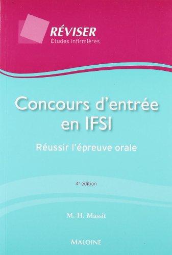 Concours d'entrée en IFSI : Réussir l'épreuve orale