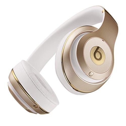Apple Beats Studio Circumaural Diadema - Auriculares (Circumaural, Diadema, Bluetooth, Oro, 20-20000 Hz, Inalámbrico)