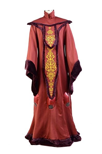 Fuman Star Wars: Episode I - The Phantom Menace Padme Amidala Cosplay Kostüm L