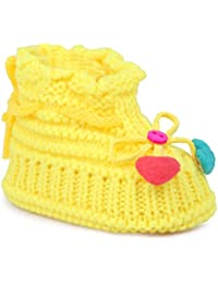 f9a430bc9908 Yellow Baby Shoes  Buy Yellow Baby Shoes online at best prices in ...