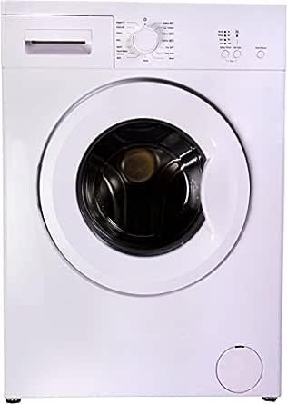 Onida W60FSP1WH Fully-automatic Front-loading Washing Machine (6 Kg, White)