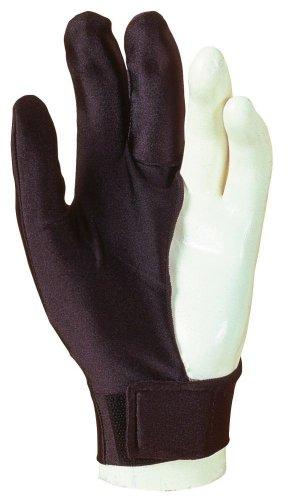 Billardhandschuh Laperti mit Klettverschluß, zwei Größen L, M