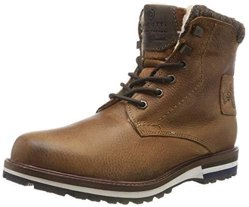 bugatti Herren 321813501200 Klassische Stiefel, Braun, 42 EU