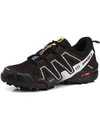 Zapatos para Caminar Ligeros Hombres Al Aire Calzado Deportivo