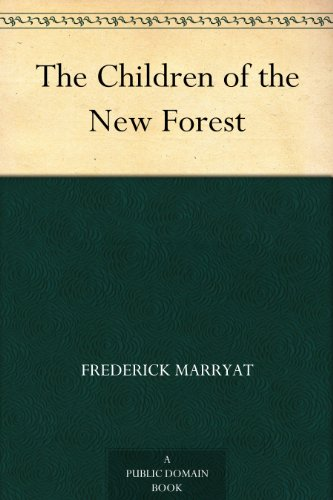 The Children of the New Forest (English Edition)