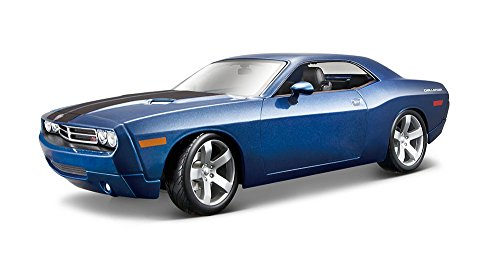maisto-36138-dodge-challenger-concept-scala-118-colori-assortiti
