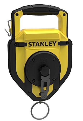 Stanley Hochleistungs-Schlagschnur, 510g Fassungsvermögen, 45m lange Schnur, geflochtene Schnur, STHT0-47347