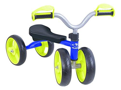 HUDORA 10345 - Laufrad - 4 Wheely, blau