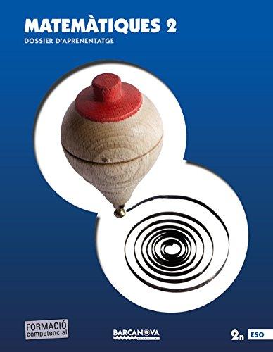 Matemàtiques 2n ESO. Dossier d ' aprenentatge (Materials Educatius - Eso - Matemàtiques) - 9788448939885 (Arrels)
