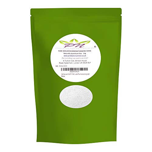 100 % Purity Sodium Bicarbonate of Soda 1 Kg (pharmaceutical grade)