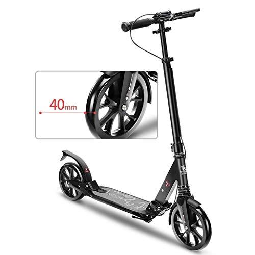 Faltbarer Erwachsener Roller Scooter reisen nicht elektrisches Auto einbeinige zweirädrige faltbare Kind jugendlich Erwachsenenarbeit