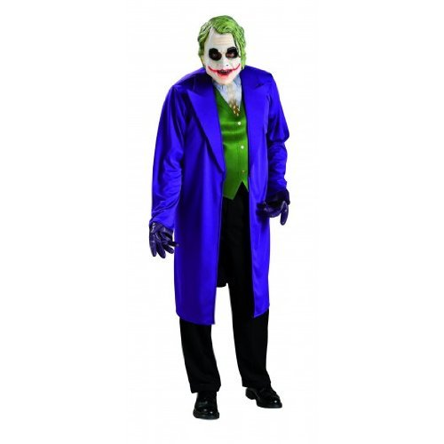 Herren Kostüm JOKER Batman - The Dark Knight (Kostüm Knight Du Dark Joker)