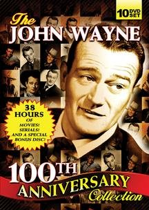 John Wayne 100th Anniversary Collection [Import USA Zone 1] (100th Collection Anniversary)