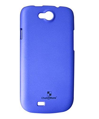 COVERNEW Back Cover for Micromax Canvas Elanza A93-Royal Blue  available at amazon for Rs.229