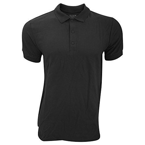 Gildan Herren Premium Sport Pique Polo-Hemd Marineblau