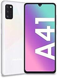 Samsung Galaxy A41 Sm-A415F Smartfon, Bialy, 64Gb
