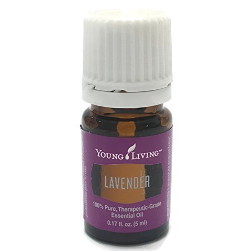 Young Living Lavender Essential Oil - 5 ml by Young Living