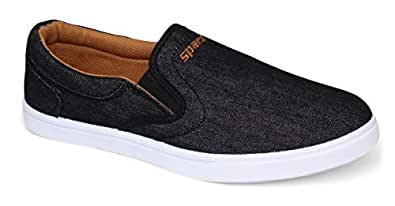 Sparx Men SM-402 Black Casual Shoes