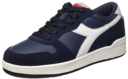 Diadora Herren Lay Up Pumps Blu (Blu Profondo)