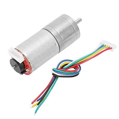 DC 12 V Getriebemotor High Torque Elektrische Micro Drehzahlreduzierung Getriebemotor für Roboter RC Auto DIY Motor Spielzeug(130RPM) -