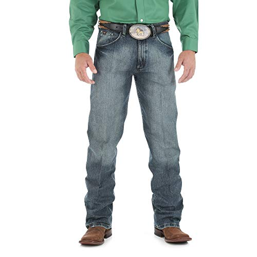 Wrangler Herren Jeans 20x Extreme Relaxed Fit - Blau - 29W / 36L -