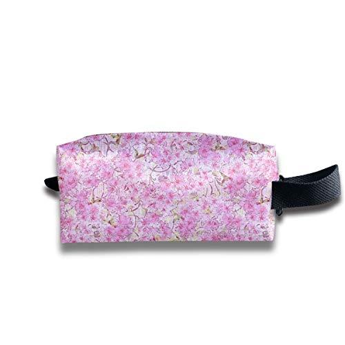 Cherry Stuhl (Blossom-cherry-magenta_2267 Tragbare Reise-Make-up-Kosmetiktaschen Organizer Multifunktions-Tasche Taschen für Unisex)