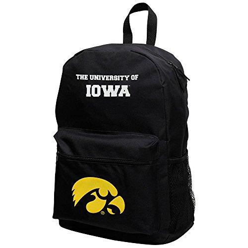 ies NCAA Iowa Hawkeyes Sprint Rucksack, 46 ()