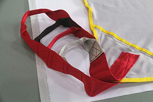 41pooxhmyyL - Ir Al Baño De Lujo Acolchado Elevación Paciente Honda, Con Cinturón, Transporte Honda Para Ascensores Del Paciente, Tamaño Estándar, 450Lb Capacidad De Peso