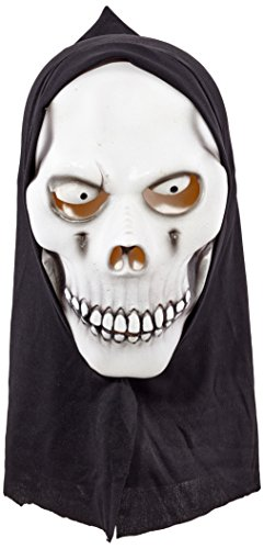 WIDMANN 00365'Kartoffel Morte Fluorescente 'mask Adult-one - Scheletro Kostüm