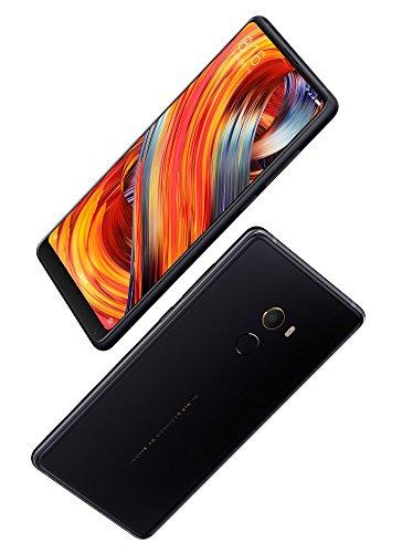 Xiaomi Mi Mix 2 - Smartphone libre de 5 99   4G  WiFi  Bluetooth 5 0  NFC  Snapdragon 835 2 45 GHz  memoria interna de 64 GB  RAM de 6 GB  c  mara de