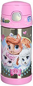 Thermos Funtainer 12 Ounce Bottle, Princess Palace Pets