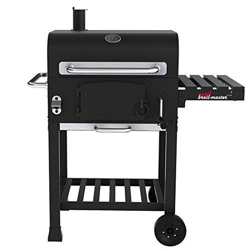 Barbecue Fumoir Bois : vente broilmaster barbecue fumoir charbon de bois avec ~ Premium-room.com Idées de Décoration