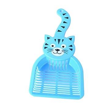 Lovely Plastique Pelle à Litière pour animal domestique Chat Sable déchets Pelle Pelle Outil de nettoyage-Hearbeauty