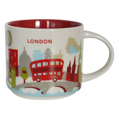Starbucks YAH (You are here) London Tasse