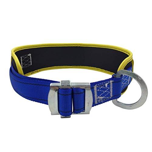 Rock alpinismo arrampicata body belt–cintura di sicurezza lavoro posizionamento aoneky con hip pad e laterale d-ring–sicurezza anticaduta imbracature