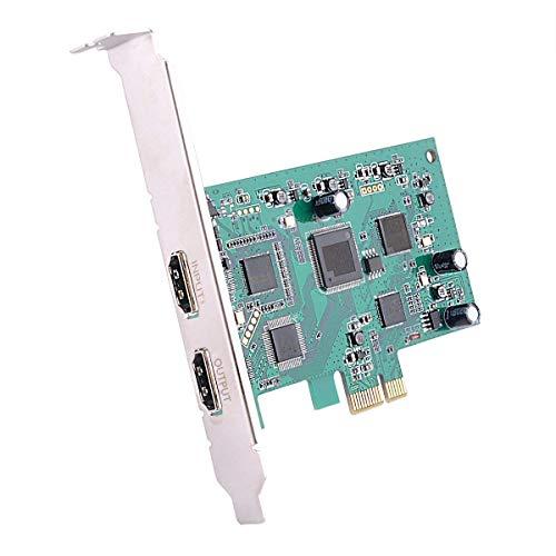 Nrpfell Pci Express Anschluss Hdmi Spiel Capture Karte Hd60 1080P Live übertragungs Ger?t Für Switch Ps4 One 360 U Ezcap294 - Hdmi Pci-capture-karte