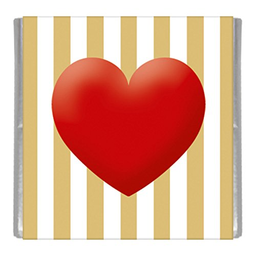 GELDGESCHENK BESTE MAMA Geburtstag 16er Tütchen Mini Schokolade 5g STEINBECK Vollmilch Schokolade Herzlichen Glückwunsch Tafel Geschenk Geldumschlag süß Mitgebsel Herz gold rot