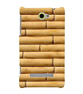 EPICCASE bamboo Mobile Back Case Cover For HTC One M10 (Designer Case)