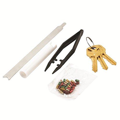 prime-line Produkte E 2400re-key A Lock Kit, Kwikset, 5-pin Tumbler Sets W/vorgeschnittenen Schlüssel