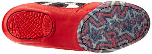 silver Elite Schuhe Asics Mã¤nner Black red Jb z85xq6nxX