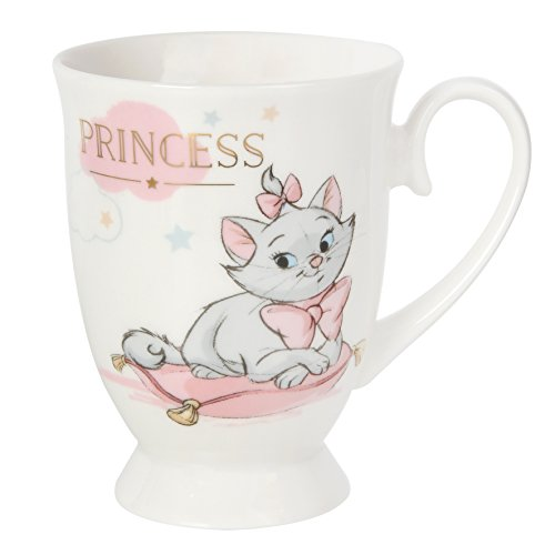 ukgiftstoreonline Mug Motif Disney Princesse Marie avec coffret cadeau