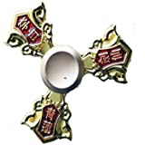 ACUTAS Kids Metal Fidget Hand Spinner for Stress Relieve Toy (Multicolour)